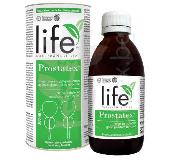 ПРОСТАТЕКС - за добра функция на простатата!